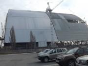 Černobylská elektrárna