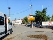 Příjezd k černobylské zóně