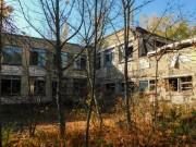 Město Pripjať - střední škola