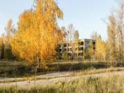 Město Pripjať - Rozestavěný dům pionýrů
