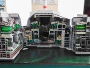 Černobylská jaderná elektrárna - model 4 bloku
