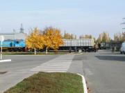 Černobylská jaderná elektrárna - že by si jeli pro vyhořelé palivo?