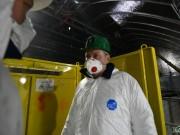 V Černobylu instalují hasící pěnový systém
