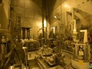 Černobyl - chystaný mezisklad vyhořelého paliva.