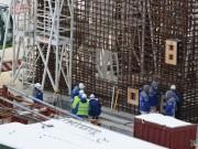 Výstavba nového sarkofágu k 20.1.2016
