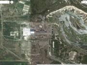 Areál Černobylské elektrárny