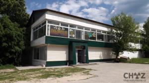 černobylský obchod