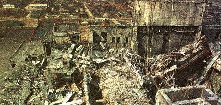 Havárie v jaderné elektrárně Černobyl