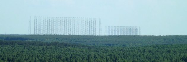Černobyl 2 – Vojenský radar