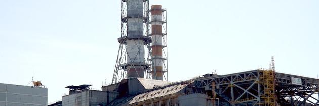 29. října 2013 se začne odstraňovat starý černobylský komín