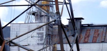 Černobylu hrozilo odpojení od elektrického napájení