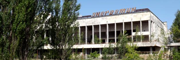 Jedeme na exkurzi do Černobylu, přidejte se k nám!