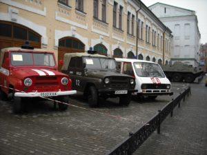 Černobylské museum