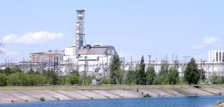 Firmy působící v černobylské zóně zpronevěřili milióny