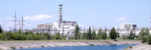 V Černobylské zóně bude centrální úložiště ukrajinského vyhořelého paliva