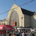 Kyjev - hlavní vlakové nádraží