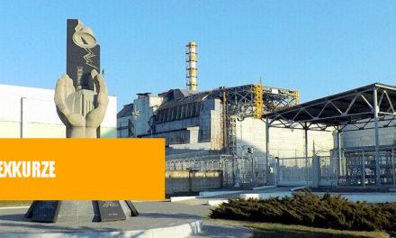 Černobylská exkurze