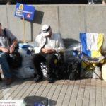 Likvidátoři černobylské havárie drží hladovku