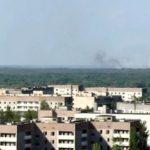 Černobylská zóna a nebezpečí požárů