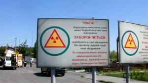 Hranice černobylské zóny