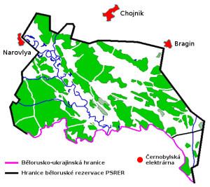 Běloruská rezervace PSRER