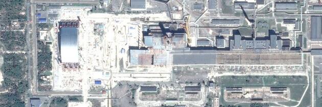Google má nové letecké snímky černobylské zóny!