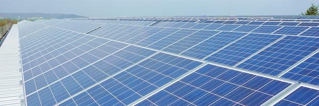 V černobylské zóně se bude stavět solární elektrárna
