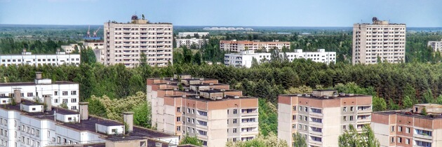 44. výročí založení města Pripjati