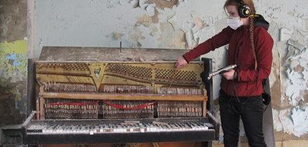 Pripyat Piano: Oživlá piána mrtvého města