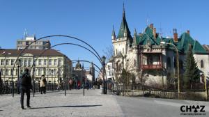 Město Košice