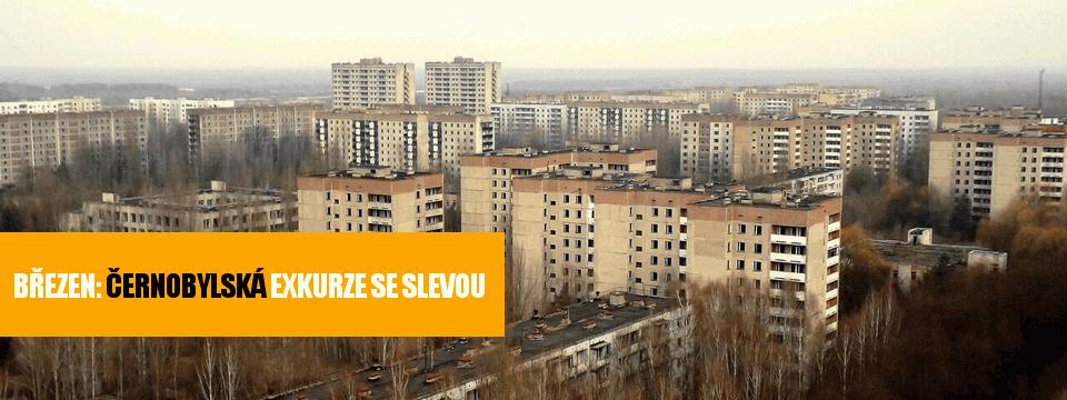Březen: Černobylská exkurze se slevou