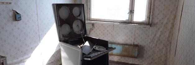 Rabování v Černobylské zóně