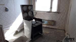 Panelákový byt v Pripjati