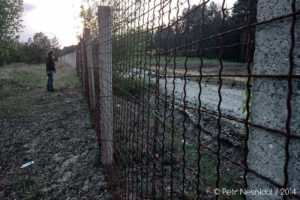 Plot kolem černobylské zóny