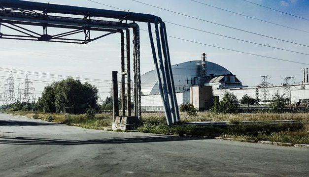 Zájezd do Černobylu