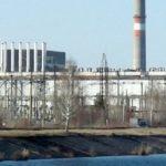 Požár v Černobylské elektrárně v roce 1991