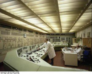 Velín jaderné elektrárny Rheinsberg