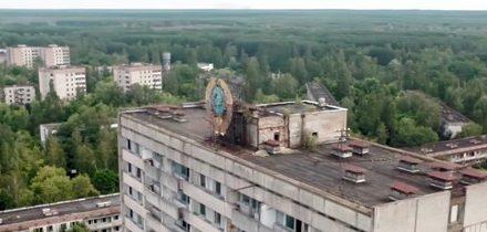 Pohlednice z Pripjatě a Černobylu