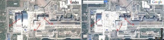 Yandex (2014) vz Google (2013)