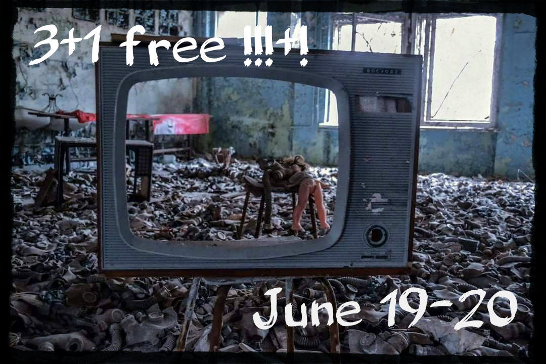 Černobyl: 19-20 červen 3+1