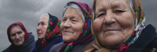 Film: Bábušky černobylu