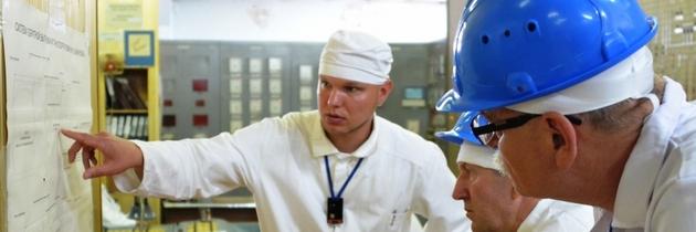 V Černobylu skončila mise WANO