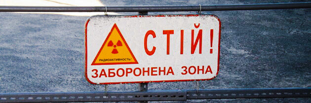 Černobyl v září lákal zloděje