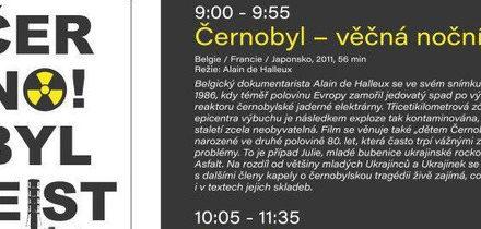 Pozvánka na ČERNOBYLFEST
