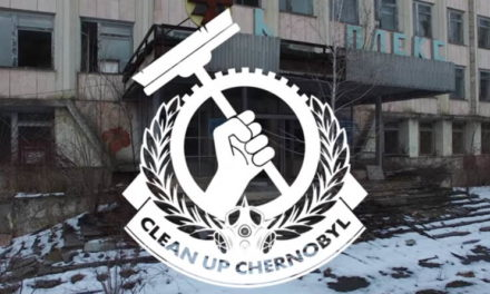 CLEAN UP CHERNOBYL!