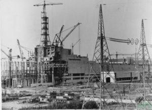 Výstavba 4.bloku. Foto: chnpp.gov.ua