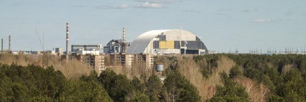 Foto: Černobyl 30 let po havárii
