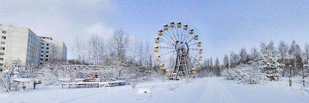 Vyrazili do Černobylu na silvestrovskou oslavu. Chytili je.