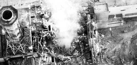 31. výročí černobylské havárie
