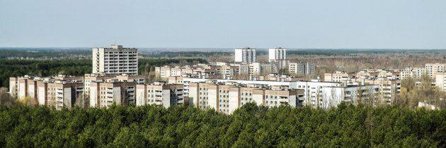 Ukrajina plánuje zbourat město Pripjať